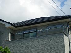 築5年のお宅に太陽光発電を設置します。