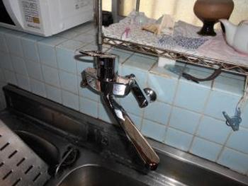 30分で完成しました。 これで水漏れもなくなり、お困りごと解決です。