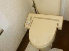 既存のトイレです。